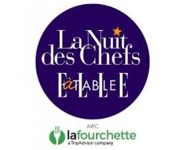 Elle: Une année de restaurant La Fourchette à gagner