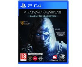 Zavvi: Jeu PS4 - Middle-Earth : Shadow Of Mordor (Game Of The Year Edition), à 14,99€ au lieu de 57,99€