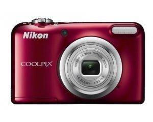 appareil photo compact nikon coolpix a10 rouge 82 99 au. Black Bedroom Furniture Sets. Home Design Ideas