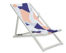 Alinéa: Chaise longue de jardin Camo en acacia en solde à 28,80€