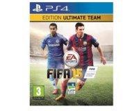 Cdiscount: Jeu PS4 - Fifa 15 Edition Ultimate Team, à 9,9€ au lieu de 39,9€