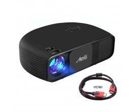 Amazon: Retroprojecteur HD Artlii 1280x800p 3D à 143,99€ au lieu de 259,99€