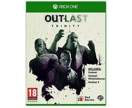 Base.com: Jeu Xbox One - Outlast Trinity à 19,62€ au lieu de 40,41€