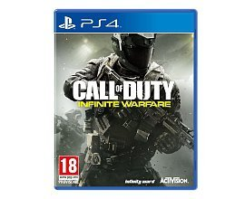 ToysRUs: Jeu PS4 Call Of Duty Infinite Warfare à 9€ au lieu de 19€