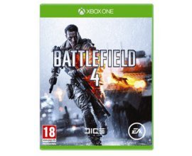 Base.com: Jeu XBOX One - Battlefield 4 Standard Edition, à 7,91€ au lieu de 63,51€