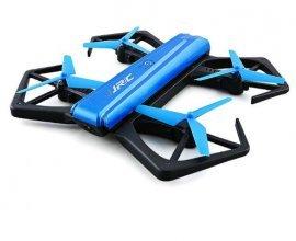 Rakuten-PriceMinister: Mini Drone Foldable RC Selfie JJRC H43WH BNF WiFi FPV 720P HD à 45,45€ au lieu de 53,46€