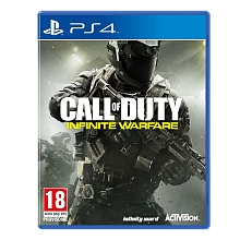 Code promo ToysRUs : Jeu PS4 Call Of Duty Infinite Warfare à 9€ au lieu de 19€