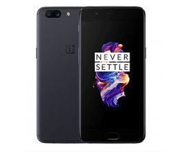 Rakuten-PriceMinister: Smartphone OnePlus 5 128 Go double SIM 4G à 475€ au lieu de 700€