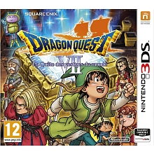 Code promo ToysRUs : Jeu Nintendo 3DS Dragon Quest VII La Quête Des Vestiges Du Monde à 9€ au lieu de 19€