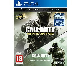 ToysRUs: Jeu Playstation 4 Call of Duty Infinite Warfare Legacy Edition à 9€ au lieu de 19€