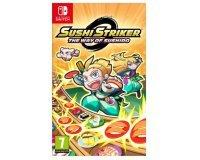 Cultura: Jeu Nintendo Switch Sushi Striker The Way of Sushido à 39,99€ au lieu de 49,99€