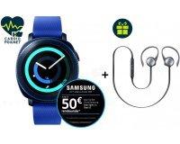 i-Run: Ecouteur Samsung Level Active offert pour l'achat d'un Samsung Gear Sport
