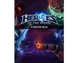 Base.com: Jeu PC Heroes of the Storm Starter Pack à 10,85€ au lieu de 23,09€