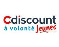 Cdiscount: 15€ de remise sur l'abonnement à Cdiscount à volonté pour les 18-25 ans