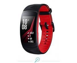 Boulanger: Montre Connectée Samsung Gear Fit 2 Pro Noir/Rouge Taille L à 149€ au lieu de 199€