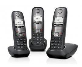 Mistergooddeal: Téléphone sans fil Gigaset AS415 Trio noir à 69,99€ au lieu de 91,52€