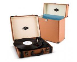 Mistergooddeal: Platine disque Auna Jerry lee record collector rétro valise vinyles à 99,99€ au lieu de 129,99€