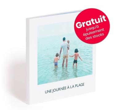Code promo PhotoBox : 1 Livre Photo carré offert gratuitement (livraison : 3€)