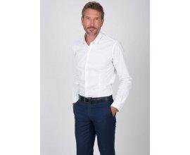Father & Sons: Chemise blanche homme imprimé floral d'une valeur de 39,90€ au lieu de 69,90€
