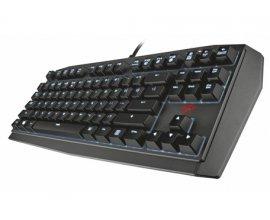 Auchan: Clavier Gaming filaire TRUST  GTX 870 Mechanical TKL en soldes : à 60% moins cher