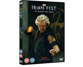 Zavvi: DVD - Marvel's Iron Fist Season 1, à 22,99€ au lieu de 26,49€