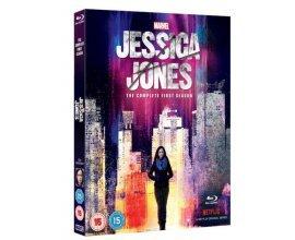 Zavvi: BluRay - Marvel's Jessica Jones Season 1, à 14,99€ au lieu de 35,99€