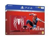 Cdiscount: [Précommande] PS4 1To Rouge Marvel's Spider-Man Limited Edition + Jeu Marvel's Spider-Man à 344,99€