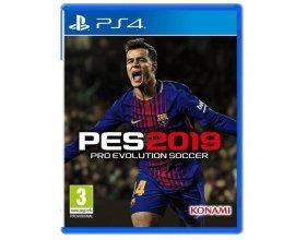 Rakuten: [Précommande] Jeu PS4 - Pro Evolution Soccer 2019 (PES 2019), à 39,99€ au lieu de 59,99€