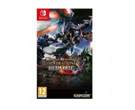 Auchan: [Précommande] Jeu NINTENDO Switch- Monster Hunter Generations: Ultimate, à 44,99€ au lieu de 59,99€