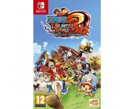 Auchan: Jeu One Piece : Unlimited World Red - Deluxe Edition Nintendo SWITCH à 29,99€