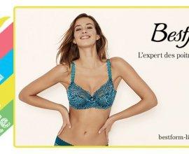 Femme Actuelle: 30 bons d'achat Bestform d'une valeur de 50€ à gagner