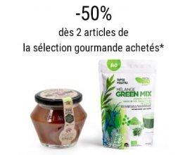 Nature et Découvertes: 50% de réduction sur l'achat de 2 articles de la sélection Gourmande