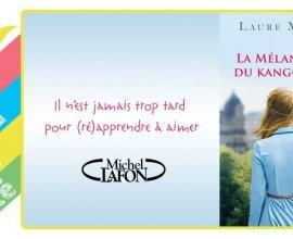 """Femme Actuelle: 30 romans """"La mélancolie du kangourou"""" de Laure Manel à gagner"""