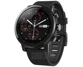 GearBest: Montre Connectée - XIAOMI Amazfit Smartwatch 2 English Version Noir, à 147,05€ au lieu de 173€