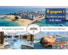 BPDM Beauté: A gagner : Un séjour pour deux personnes à Saint Malo