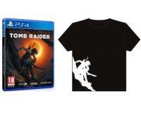 Fnac: 20€ en chèque cadeau et un t-shirt offerts pour la précommande du jeu PS4 Shadow of the Tomb Raider