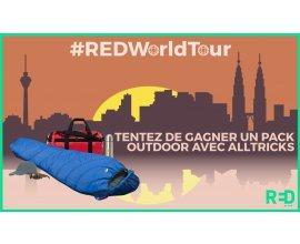RED by SFR: A Gagner : Un pack outdoor pour découvrir la Malaisie