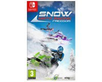 Micromania: Jeu Nintendo Switch Snow Moto Racing Freedom à 14,99€