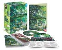 Amazon: The Garden of Words édition limitée Blu-ray + DVD+ Roman + Manga à 33,36€