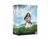 Amazon: BluRay - Les Enfants Loups: Edition Collector Combo (+ DVD + Livre), à 23,99€ au lieu de 30,55€
