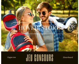 Hover-Store: A Gagner : Un hoverboard