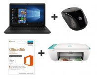 "Auchan: PC portable HP 15.6"" i5, 1To, RAM 4GO + Imprimante + Souris + Office 365 à 399,99€ (100€ via ODR)"