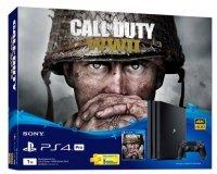 Micromania: 1 console PS4 Pro + le Jeu Call of Duty WWII et des goodies à gagner