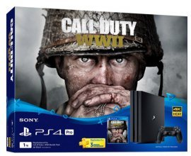 Micromania: 1 console PS4 Pro + le Jeu Call of Duty WWII et des goodies à gagner
