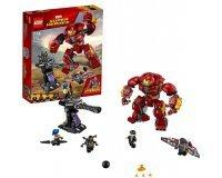 Amazon: Lego Marvel Super Heroes - Le Combat de Hulkbuster - 76104 à 27,99€