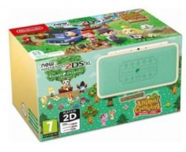 Cdiscount: Console New NINTENDO 2DS XL Edition Animal Crossing, à 159,99€ au lieu de 204,95€
