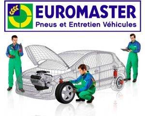 Groupon: Révision, pneumatiques, vidanges... : payez 40€ le bon d'achat Euromaster d'une valeur de 80€