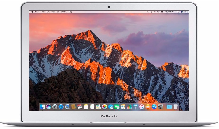 Code promo Rakuten : Macbook Apple AIR 13'' i5 1.8GHZ 128GO à 779€ (dont 38,95€ en bon d'achat)