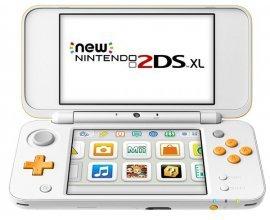 Amazon: Console Nintendo New 2DS XL Orange et Blanche à 109€