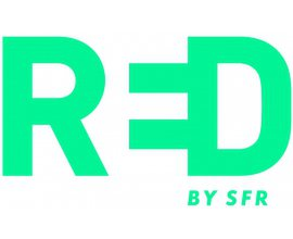 RED by SFR: Forfait mobile Appels, SMS/MMS illimités + 40Go d'Internet à 10€/mois sans engagement